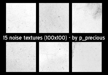 15 icon sized noise textures