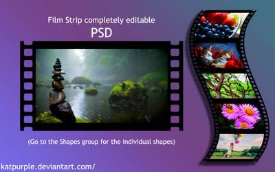 Filmstrip1 by katpurple