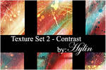 100x100 Contrast Textures by hylin