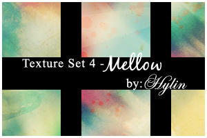 8 100x100 Textures - Mellow by hylin