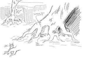 ThunderClan fresh-kill pile