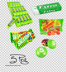5 PNG -