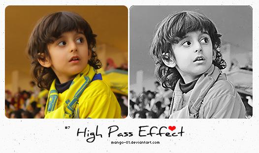 High Pass Effect 7 - by ManGo-01