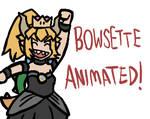 Bowsette - Mario Party