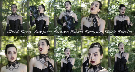 Vampiric Stock by TheGhostSiren