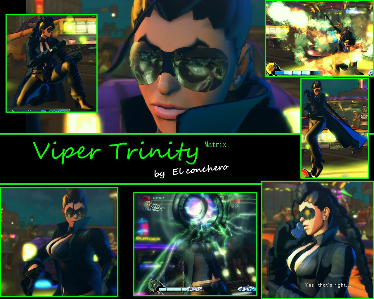 C  Viper Trinity Matrix MOD by elconchero on DeviantArt