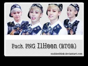 Pack PNG IlHoon (BTOB)