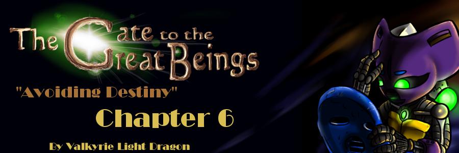 GTTGB - Avoiding Destiny - Chapter 6 by JarODragon