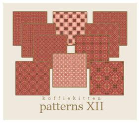 patterns XII by koffiekitten