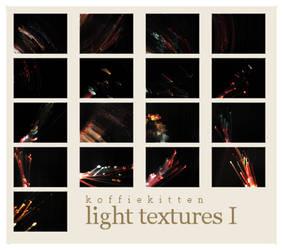 light textures 01 by koffiekitten
