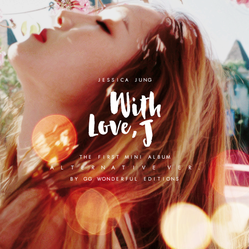 Jessica Jung 'With Love, J' - Full Album MP3 DL by