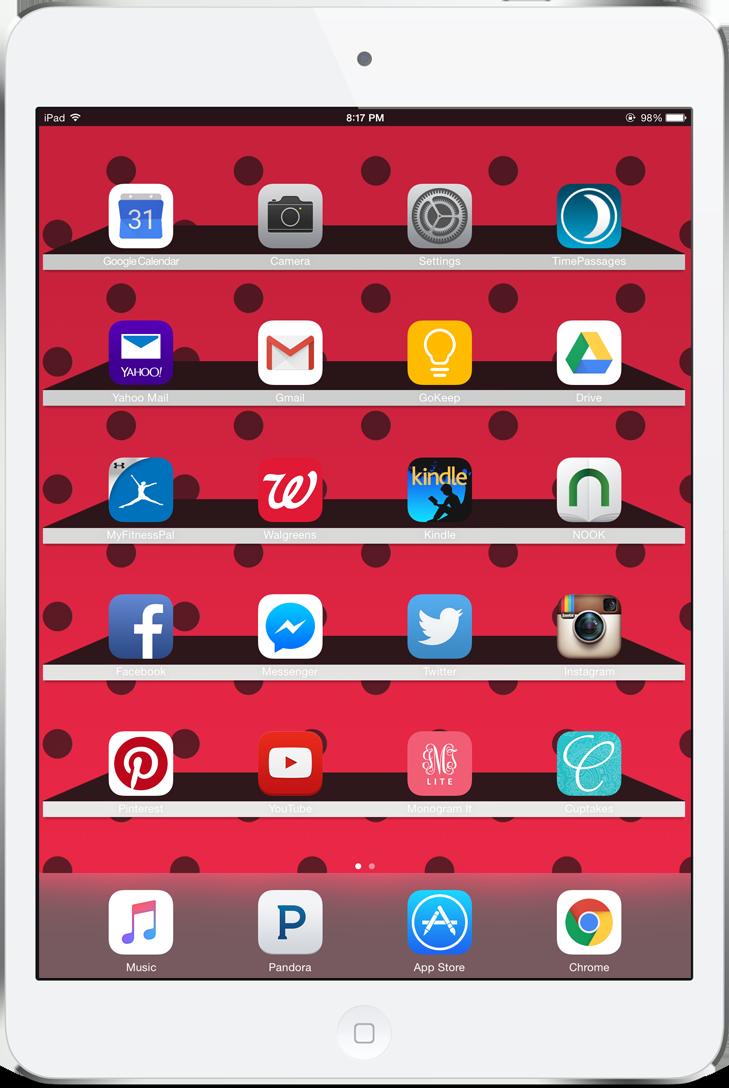 Wonderful Wallpaper Music Ipad Mini - ladybug___ipad_mini_2_and_3_wallpaper_by_cupcakeykitten-d911yiv  Snapshot_672665.png