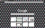 Diamonds Dark Theme - Google Chrome Theme