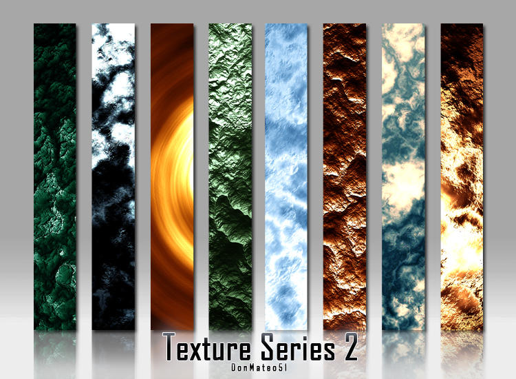 Texture Series 2 by DonMateo51
