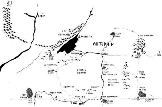 Arthedain Ouest