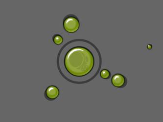 oOoO--Bubbles Wallpaper--OoOo by leech