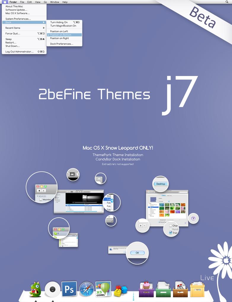 2befine Theme - j7 by 2befine