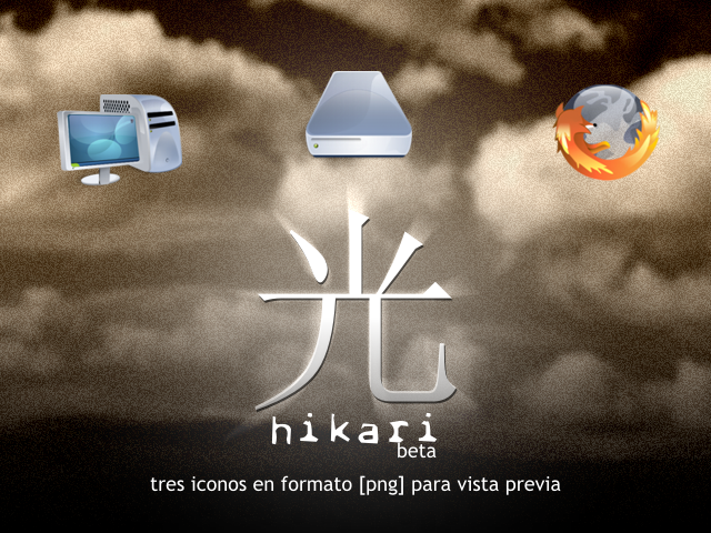 Hikari Icons beta by exodo31
