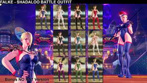 Falke - Shadaloo Battle Outfit