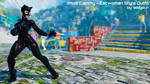 [Mod] Cammy - Catwoman Style Outfit