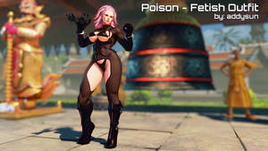 [MOD] Poison - Fetish Outfit