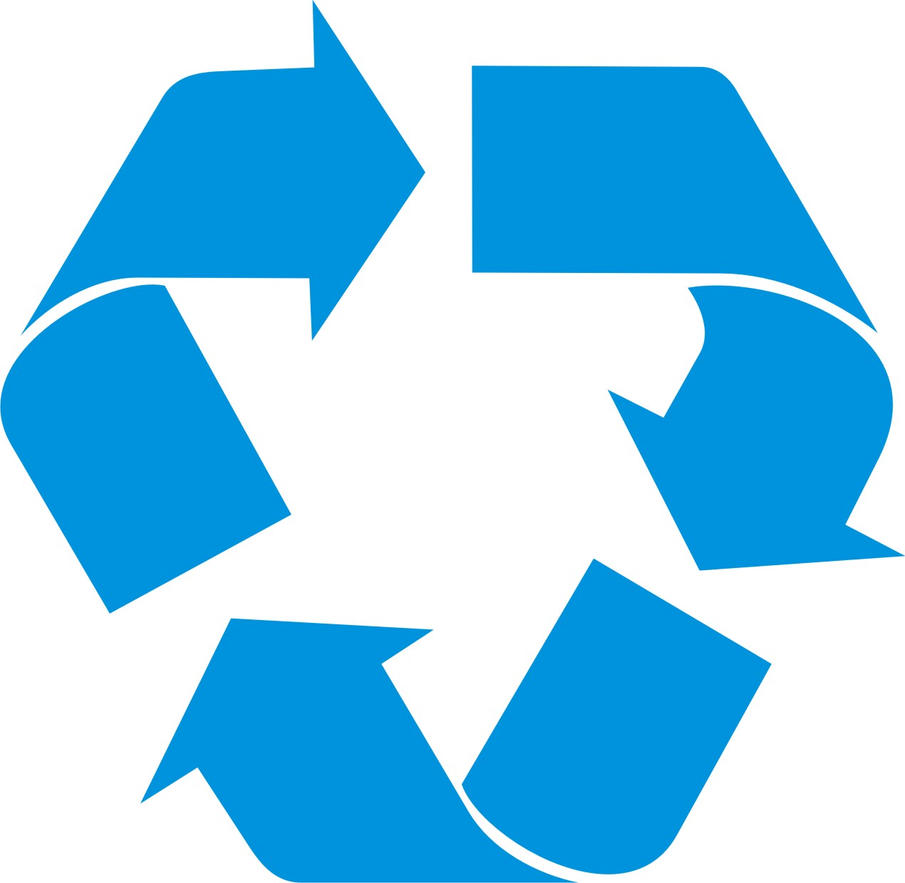 recycle symbol vector by markhal on deviantart rh markhal deviantart com recycle symbol vector art