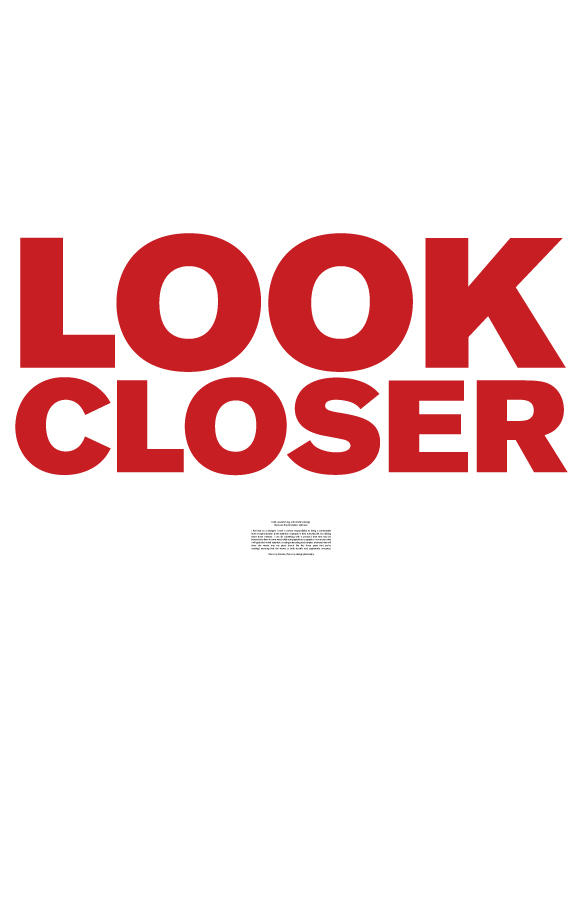 LOOK CLOSER -PDF- by dizzia