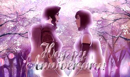 Korrasami 1st Anniversary