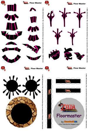 Floormaster - Zelda Wind Waker by daredevilbr