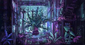 The Palm Tree Fantasy