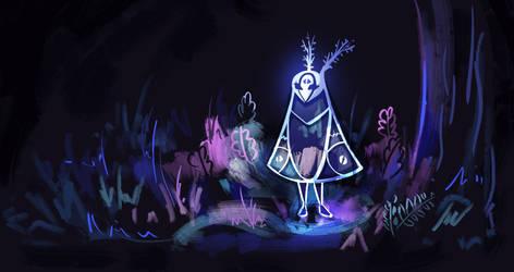 Linea- Forest Spirit of Spring