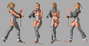 Tekken - Lili Fight Pose