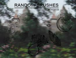 7 Random Brushes /brushes/ by ephyreia