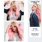 Charlotte Free PACK //017