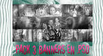 Pack 3 .psd banners