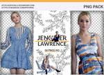Png Pack #54 - Jennifer Lawrence by ephyreia