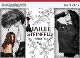 Png Pack #55 - Hailee Steinfeld by ephyreia