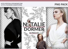 Png Pack #57 - Natalie Dormer by ephyreia