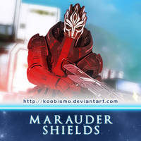 Marauder Shields Audiobook 21: Keys and Echoes by koobismo