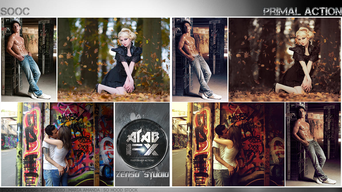 Zenso|Studio - A.L.A.B FX- PRIMAL (FREE) by jasonzenso