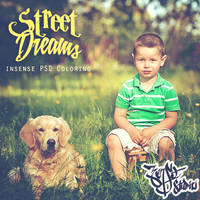 Street Dreams (PSD Coloring) by jasonzenso