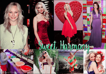 Sweet Harmony PSD by LaurithaG