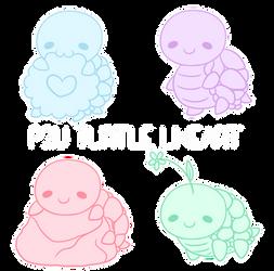 P2U Turtle Lineart