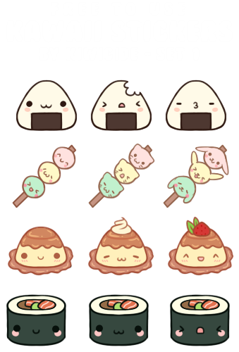 F2U Kawaii Stickers