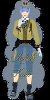 Yoshiki Kaito DL by xkyarii