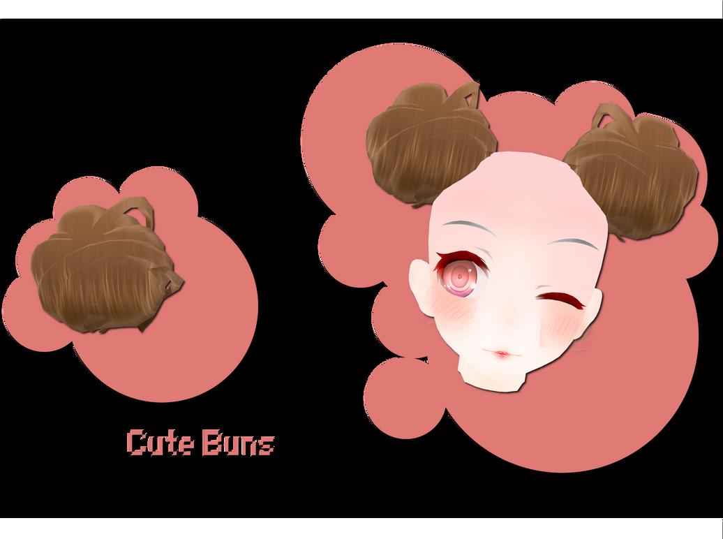 Cute Buns Download by xkyarii