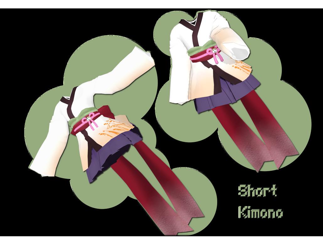 Short Kimono DOWNLOAD by xkyarii