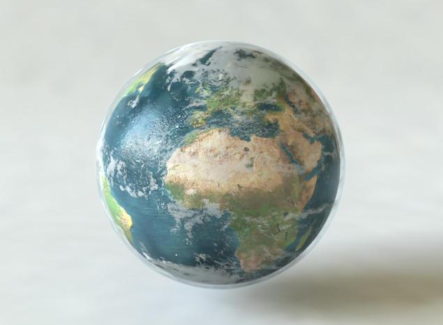 Earth by Fast-Eddie