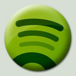 Spotify dock icon by Fast-Eddie