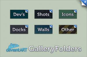 GalleryFolders PSD by pedroL